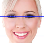 symetria pozioma