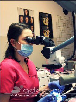Endodoncja podmikroskopem