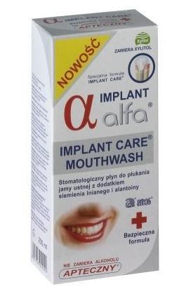 implant alfa stomatologiczny plyn doplukania jamy ustnej