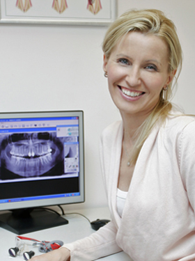 lekarz stomatolog Aleksandra Gabren Syller ADENTIS
